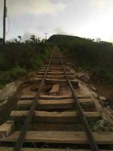 Stufen zum Koko Head