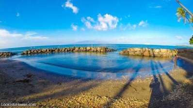 Der kinderfreundliche Strand Maui // source: LookIntoHawaii.com