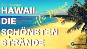 Hawaii's schönste Strände