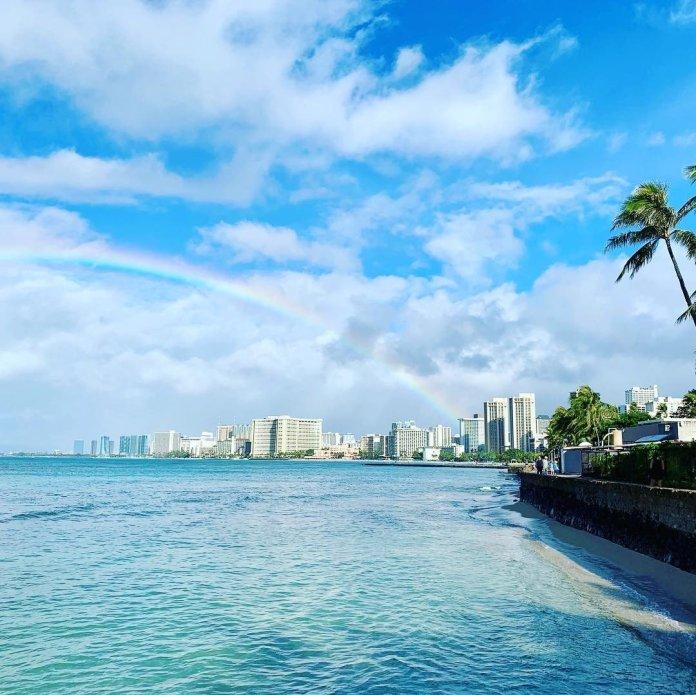 Mein erster Hawaii Urlaub