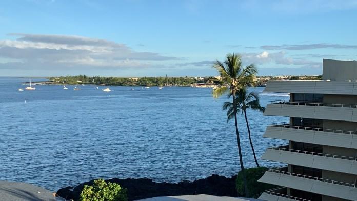 Big Island Hotel Test