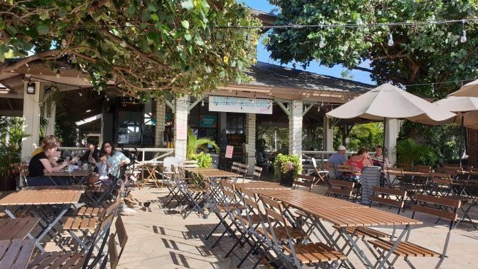 Barefoot Beach Cafe – Richtig leckeres Essen mit traumhafter Aussicht