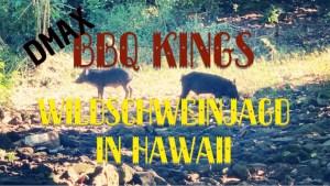 BBQ Kings Wildschweine