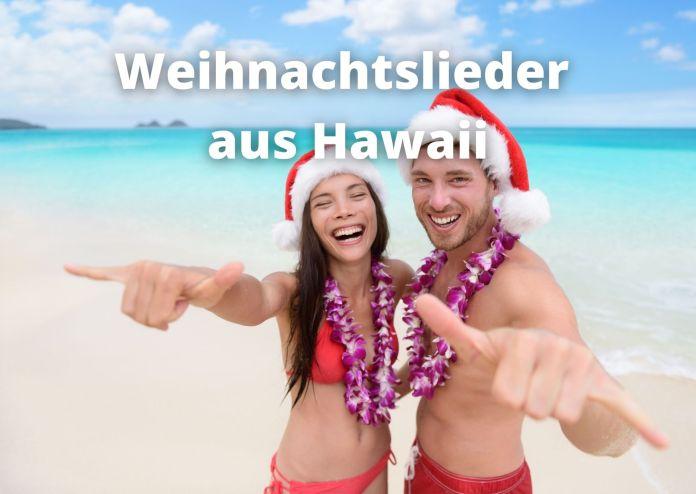 Weihnachtslieder aus Hawaii