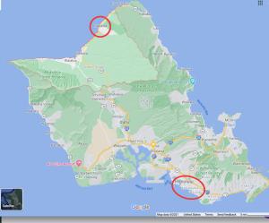 Wo leben die Reimanns in Hawaii?