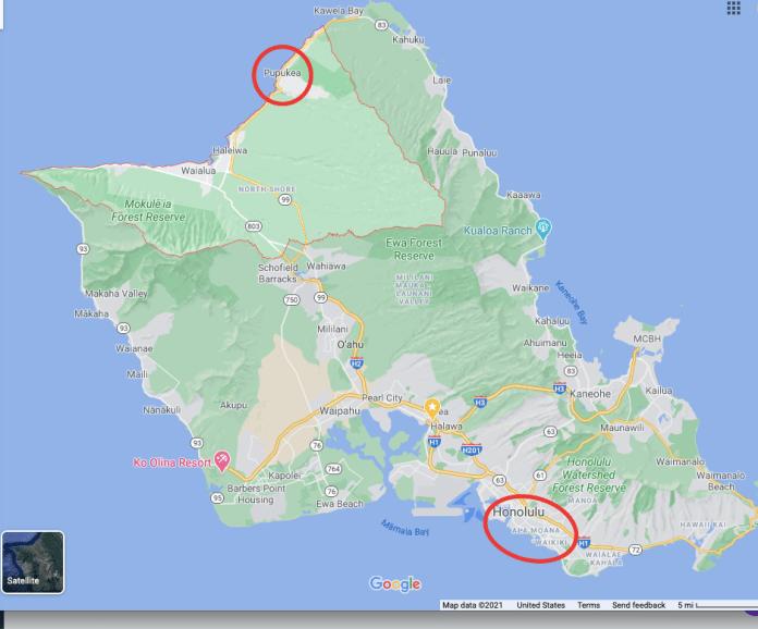 Die Reimanns leben nicht auf Hawaii! Wo leben die Reimanns?