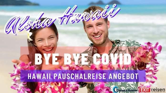 Hawaii Pauschalreise Urlaub