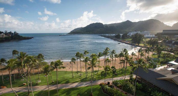 Das Schöne an der Südküste von Kauai