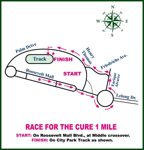 small resolution of 2018 1 mile map