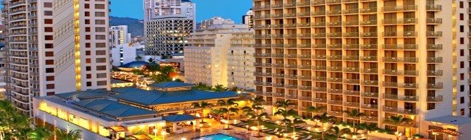 Embassy Suites Waikiki Beach Walk
