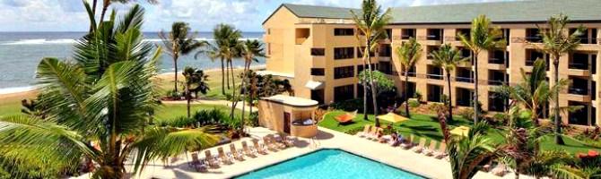Courtyard by Marriot Kauai at Coconut Beach