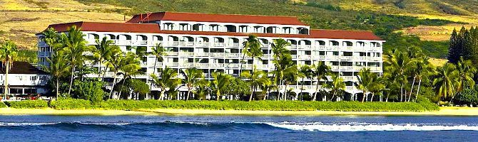 Lahaina Shores Beach Resort