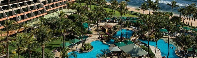 Marriot's Maui Ocean Club
