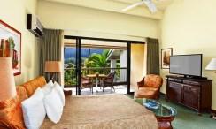 Studio Unit  Hanalei Bay Resort
