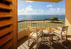 executive ocean front Courtyard by Marriot Kauai at Coconut Beach