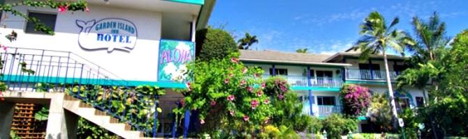 Garden Island Inn
