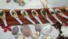Food samples. Photo courtesy of Taste of Hilo