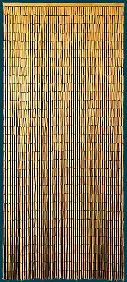 Natural Bamboo Doorway Beads Curtain