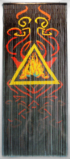Bob Marley Beaded Curtains Door Beads
