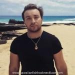 silver hawaiian necklaces for men