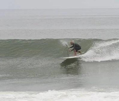 Customer and Avid Surfer