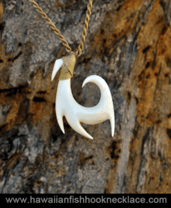 the wind hook necklace