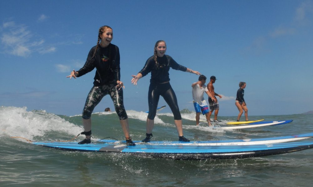 Best Maui Surf Lessons For Beginners: Aloha Surf School at Hawaiian Ocean Sports