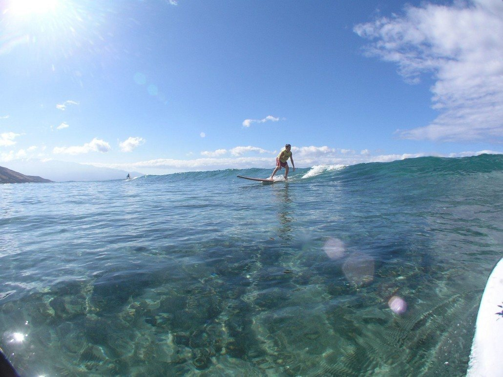 Maui Surf Lessons  Private Surfing Tours