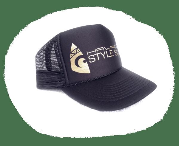 Surf Hawaiian Trucker Hat