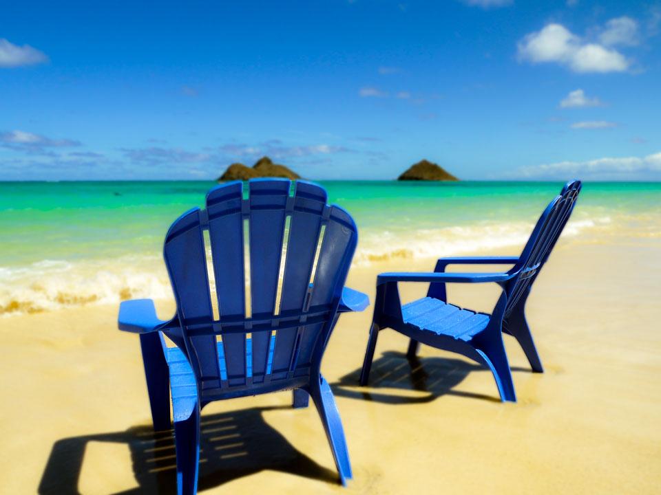 OAHU BEACH CHAIR RENTAL  Hawaii Beach Time