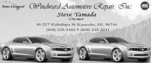 Kaneohe Auto Repair Windward Automotive