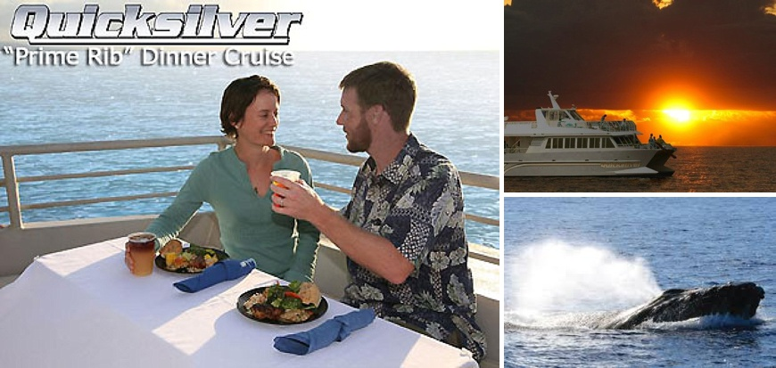 Quicksilver Dinner Cruise