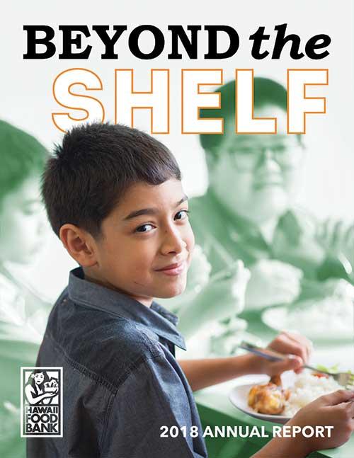 Hawaii Foodbank Annual Report 2018