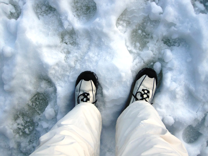15-frozen lake