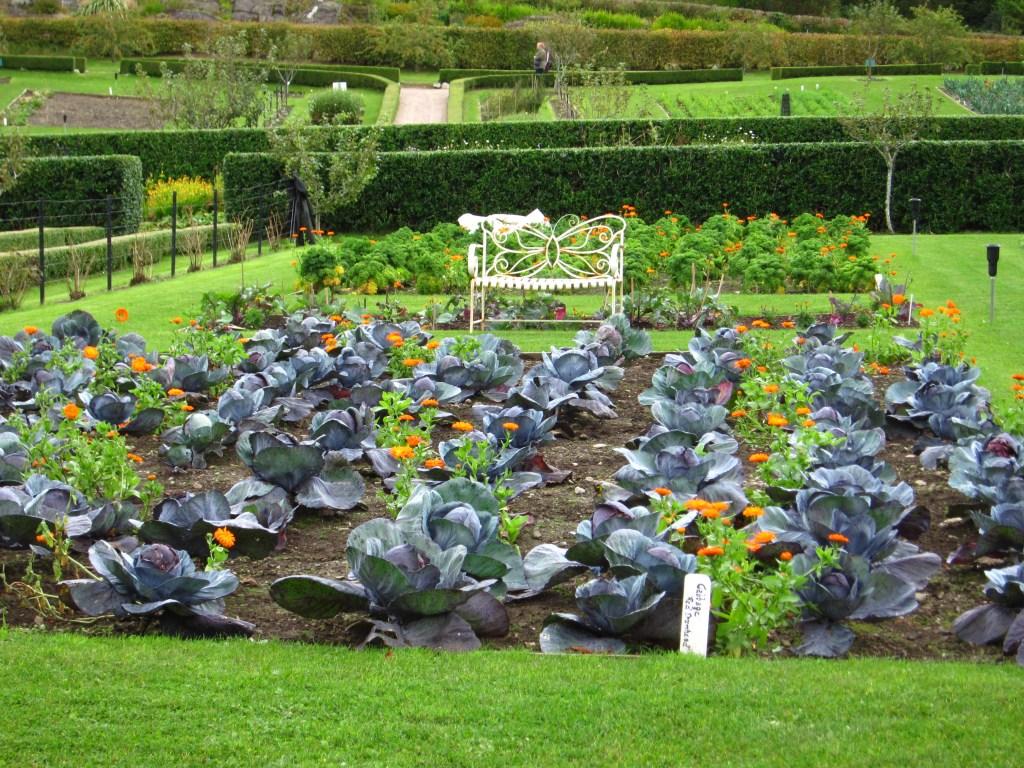 Kylemore Garden in County Galway