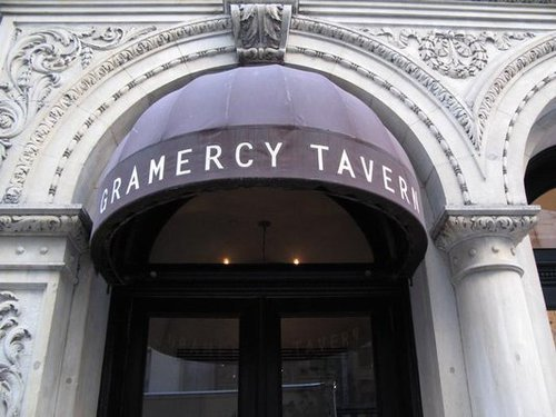 Best Restaurants in NYC - Gramercy Tavern