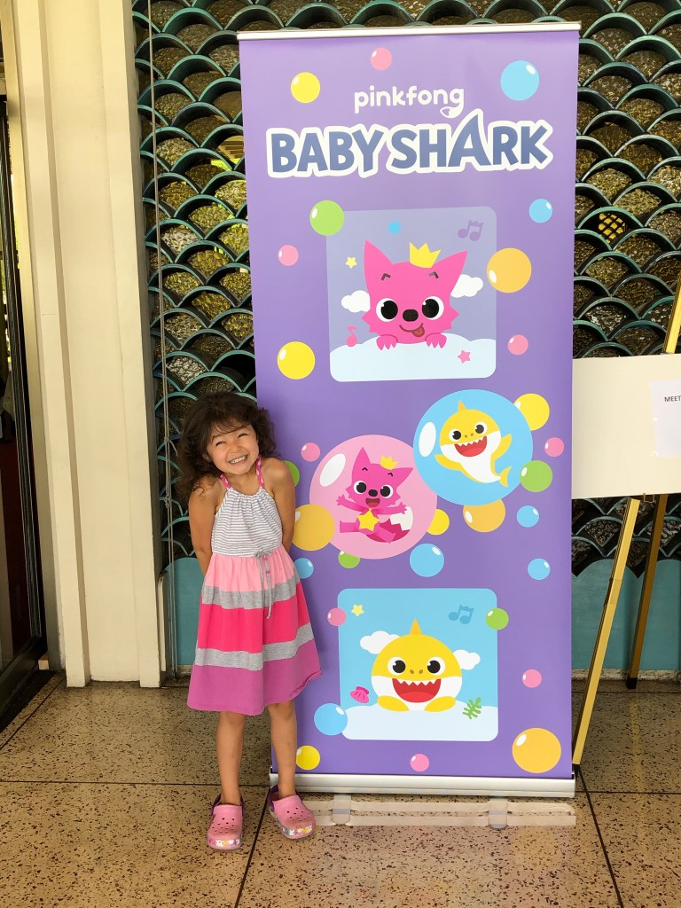 The Baby Shark Concert