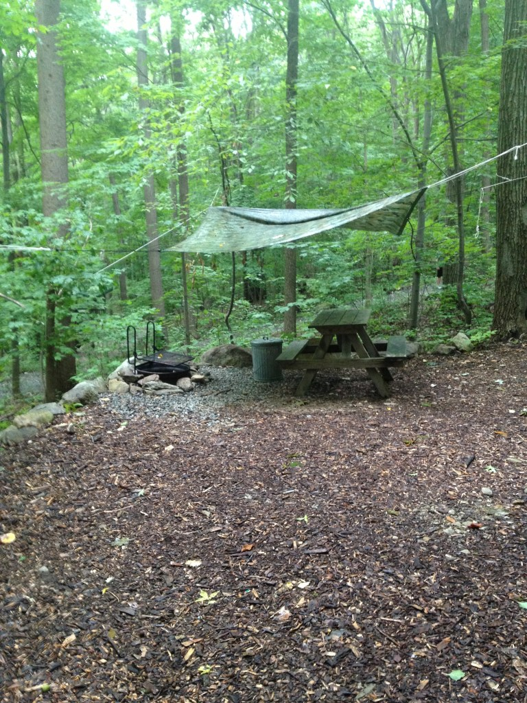 Malouf: Primitive Campsite