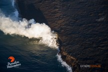 A collapse of the new delta at the Kamokuna ocean entry reminds us of how dynamic volcanic activity is.