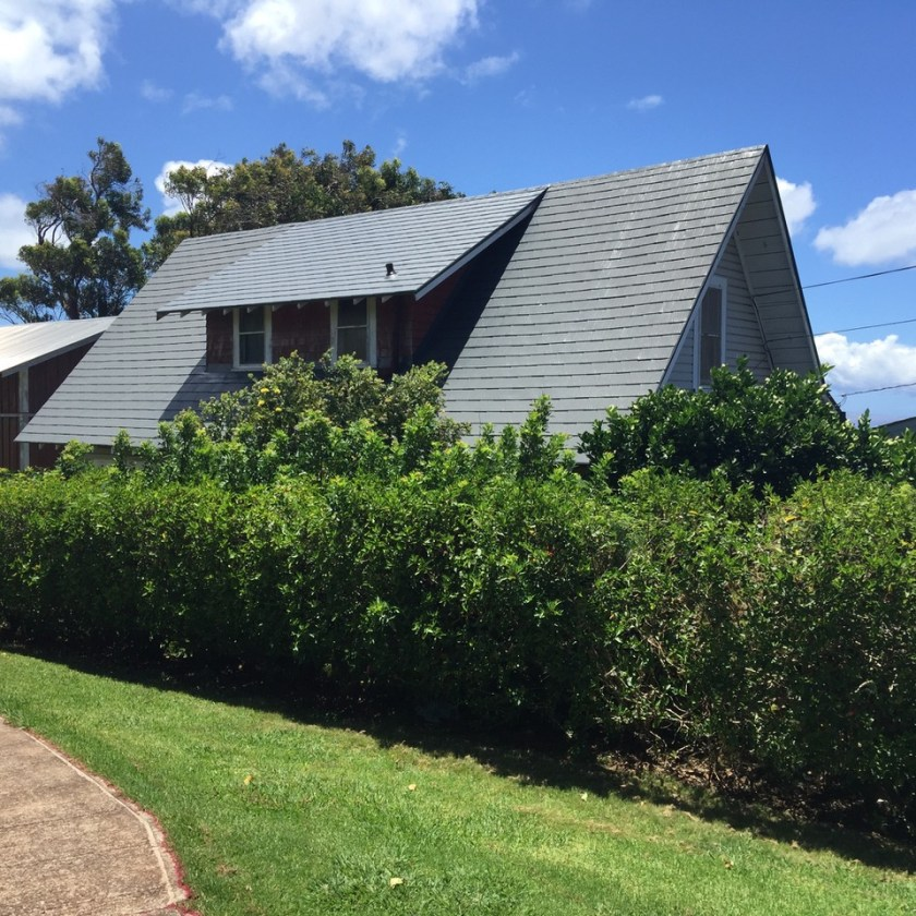 Interlock 174 Slate Roof Hawaii Metal Roofing