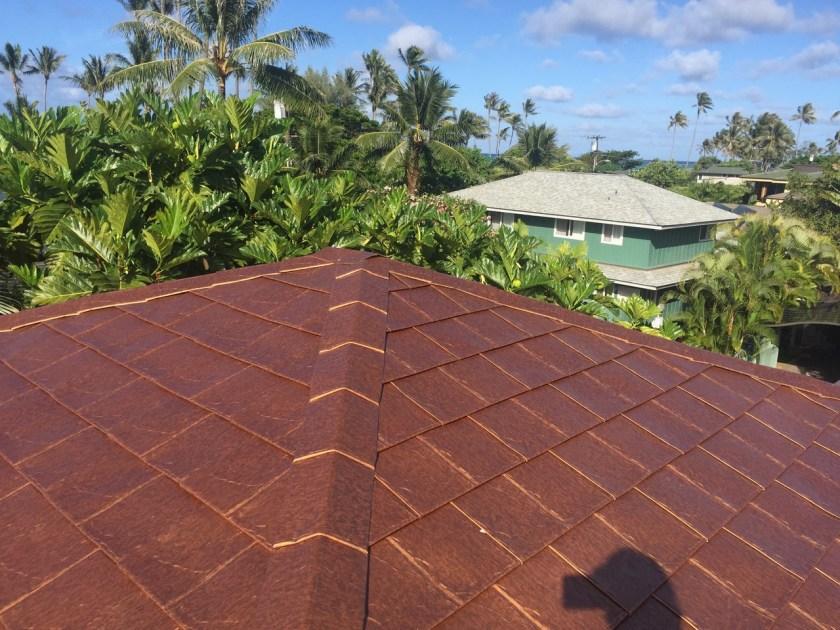 Interlock 174 Slate Roof Hawaii Metal Roofing