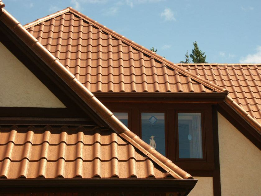 Interlock 174 Tile Roof Hawaii Metal Roofing