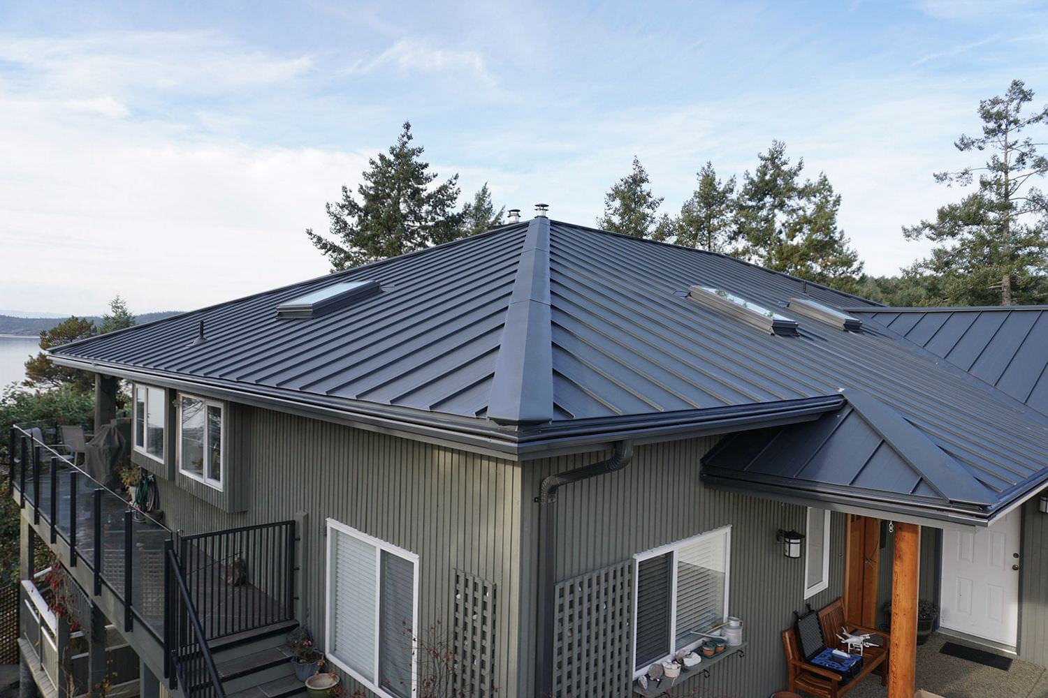 ... Interlock Standing Seam Roof Hawaii