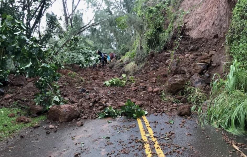 FEMA registration deadline for Kauai April storm damage