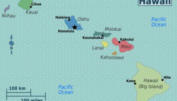 Hawaiian Island vanished in Honolulu County   Breaking