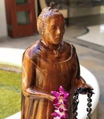 Queen Liliuokalani statue at Fairmont Kea Lani