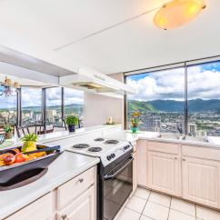 Hotels With Kitchens In Waikiki Rachael Ray Kitchen Hawaiian Monarch  Penthouse 104 2bed Hawaii Ocean