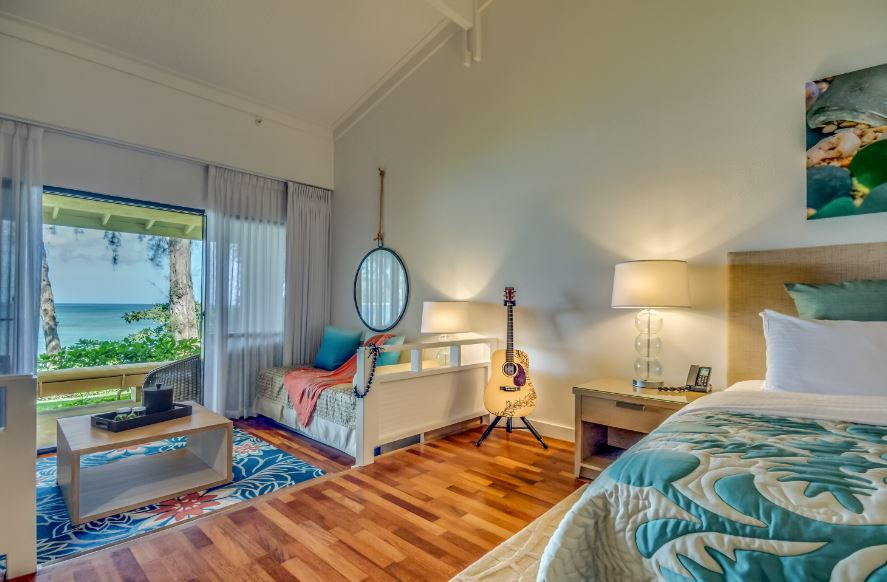 maui hotels with kitchens kitchen area rugs for hardwood floors turtle bay resort - hawaii on a map