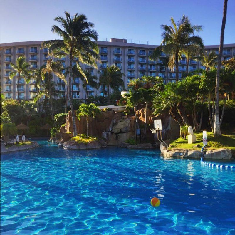 Westin Maui Resort And Spa  Hawaii on a Map