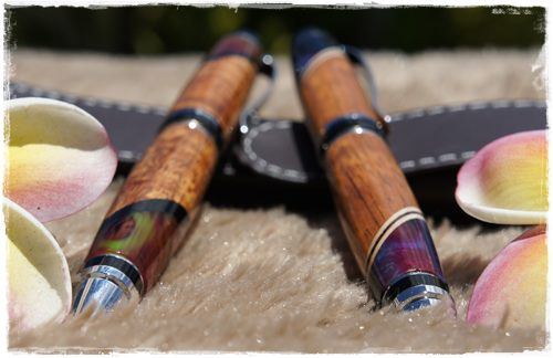 Wood Pens from Hawaii Pen Company